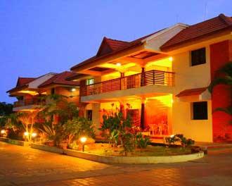 Seagate church view resorts velankanni for Hotels in velankanni with swimming pool